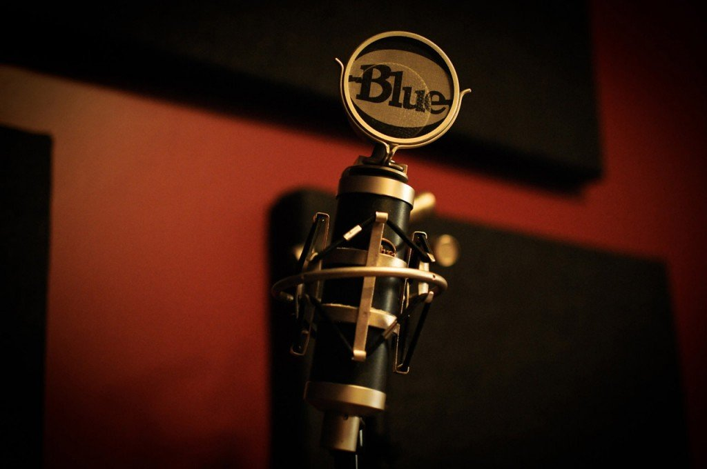 Baby blue.